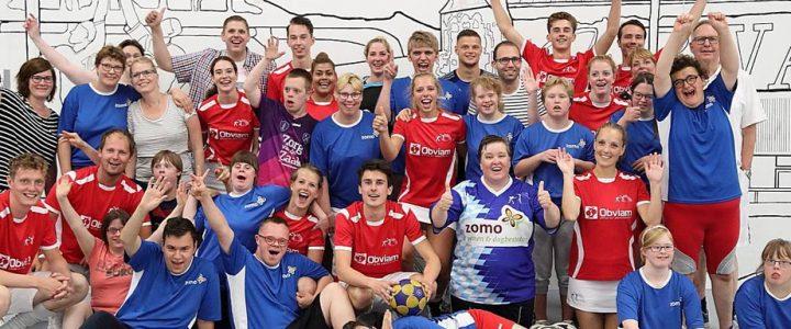 VANAVOND:Wat hebben G-korfbal, de selectie , C-jeugd en de Rotary club Maarssen met elkaar te maken?