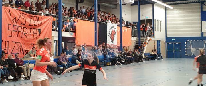 MIA verslaat Sparta in beslissingswedstrijd in onze OVVO-hal
