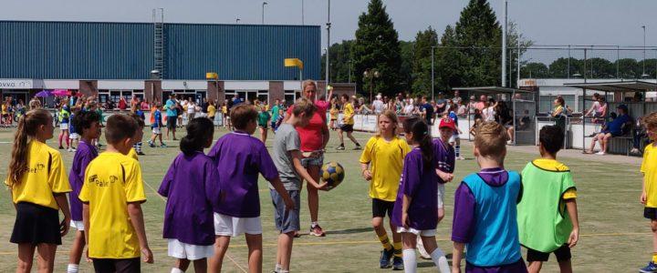 Uitslagen schoolkorfbal