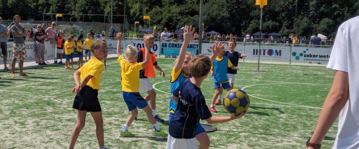 Schoolkorfbal gaat niet door