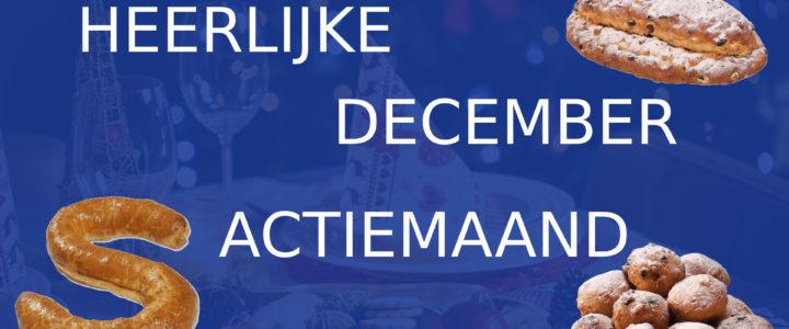 Decembermaand een gezellige maand