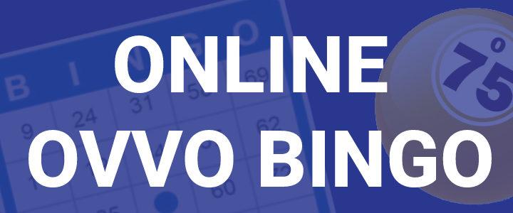 OVVO Online bingo gaat door!