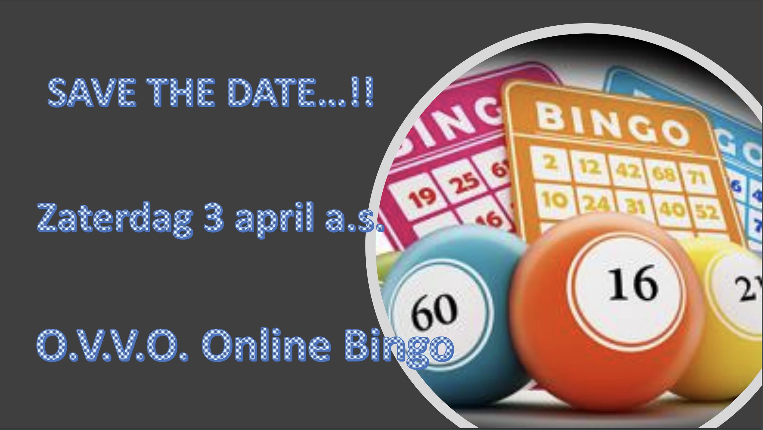 OVVO Online Bingo