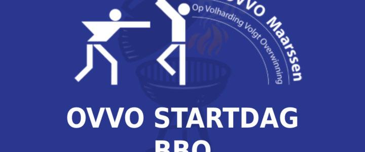OVVO Startdag – Geef je op voor de BBQ! Opgeven tot 28 augustus